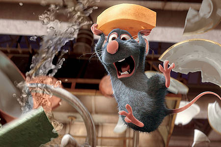 Streaming-Review: Ratatouille